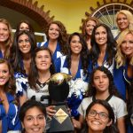 Dallas Cowboys Cheerleaders visit Marival Residences