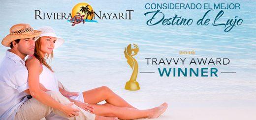 Riviera Nayarit, Mejor Destino de Lujo 2016