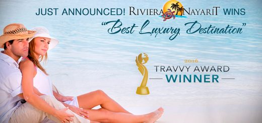 "Riviera Nayarit has been condecorated as ""Best Luxury Destination"""