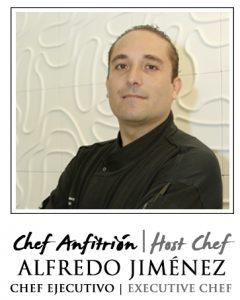 Chef Alfredo en Festival Gourmet Internacional