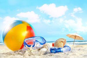 playa y diversión