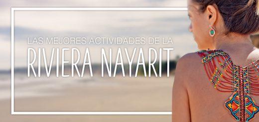 10 Actividades en Riviera Nayarit