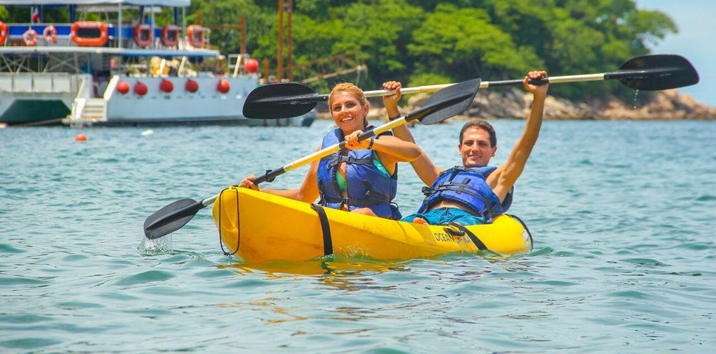 Riviera Nayarit kayaking