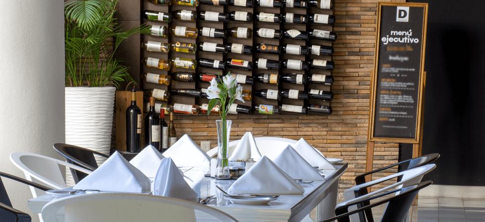 D Stock restaurante bistro