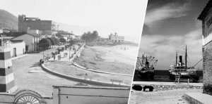 Puerto Vallarta's malecon zone