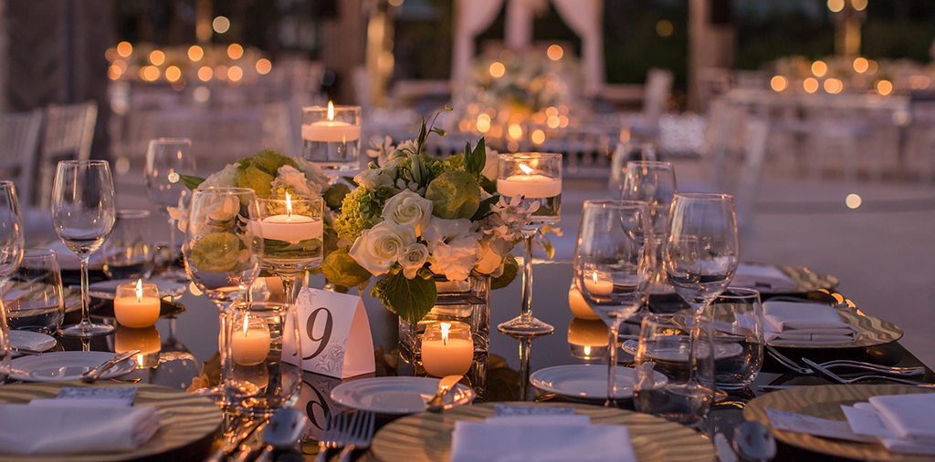 Packages for weddings