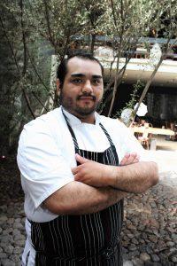 Chef José María Romo