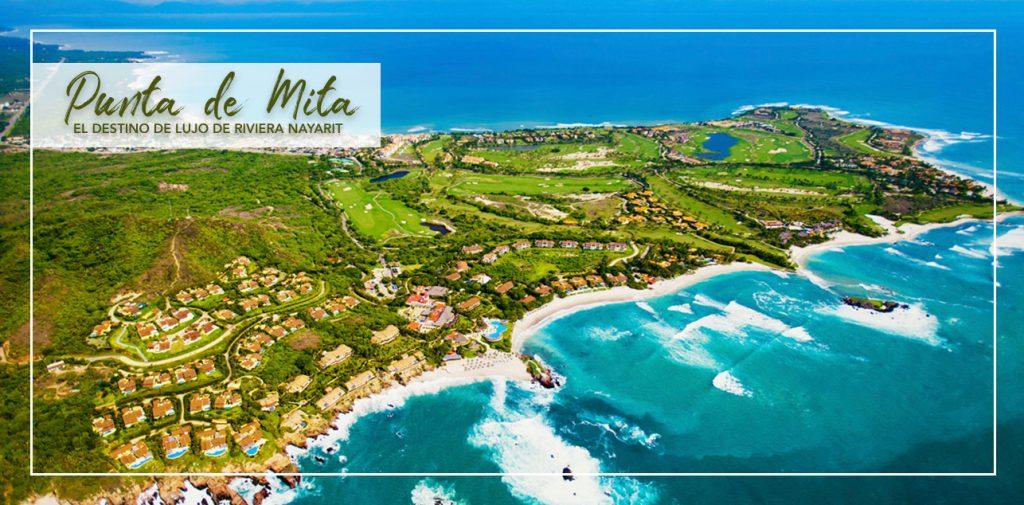 Punta de Mita, el destino de lujo de Riviera Nayarit