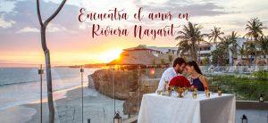 Cena romántica en Rivieraa Nayarit
