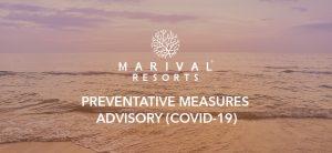 PREVENTATIVE MEASURES ADVISORY (COVID-19)