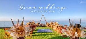Dream Weddings in Punta de Mita