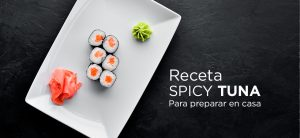 Receta Spicy Tuna